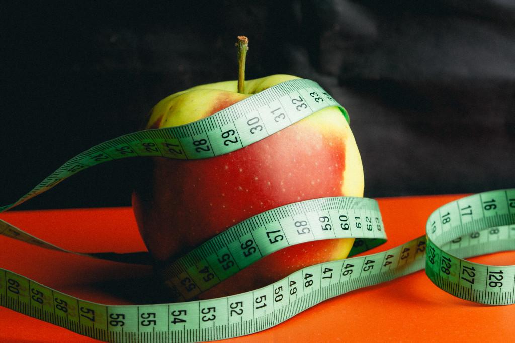 measurement apple